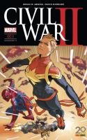 CIVIL WAR II 3 (Couv 1/2)