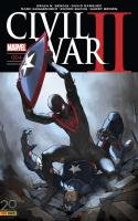 CIVIL WAR II 4 (Couv 1/2)
