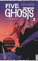 Five Ghosts Tome 2 : Le Littoral Oublié