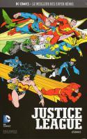 Tome 38: Justice League - Legendes