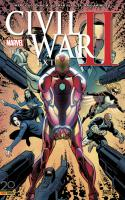 Civil War Ii Extra 5 : S.h.i.e.l.d.