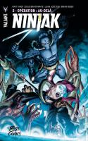 Ninjak Tome 3 : Opération : Au-delà