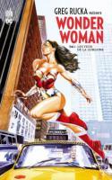 Greg Rucka Presente Wonder Woman Tome 2