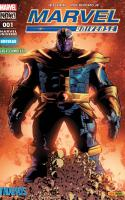 MARVEL UNIVERSE 1 : THANOS