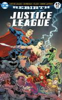 JUSTICE LEAGUE  REBIRTH 3
