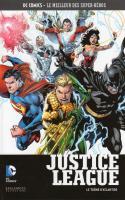 Tome 47: Justice League - Le Trône D'atlantide