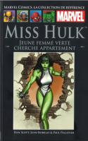 Tome 62: Miss Hulk - Jeune Femme Verte Recherche Appartement