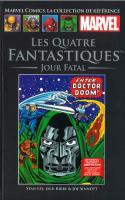 Tome Iv: Les Quatre Fantastiques - Jour Fatal