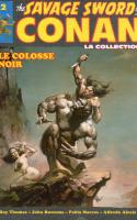The Savage Sword Of Conan 2 - Le Colosse Noir