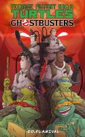 Teenage Mutant Ninja Turtles – Ghostbusters