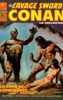 The Savage Sword Of Conan 7 - La Tour De L'épouvante