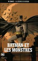 Tome 12: Batman Et Les Monstres