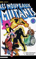 Top Bd 4 - Les Nouveaux Mutants