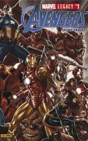 Avengers Hors Serie 1 : Marvel Legacy