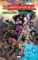 Mrs Deadpool & Les Howling Commandos