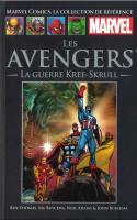 Tome Xxi: Les Avengers - La Guerre Kree-skrull