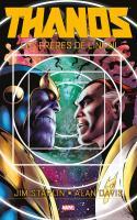 Thanos : Les Freres De L'infini