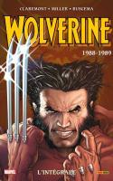 Wolverine, L'integrale 1988-89 (nouvelle Edition)
