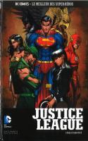 Hs7 : Justice League - Crise D'identité