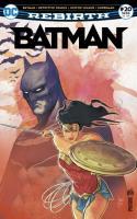 Batman Rebirth 20