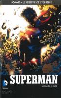 Tome 93: Superman - Unchained 1ère Partie