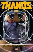 Thanos : Le Conflit  De L'infini