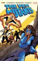 IntÉgrale New Mutants T02 1984