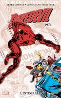 Daredevil : L'intÉgrale 1971