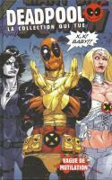 Deadpool - La Collection Qui Tue Tome 21