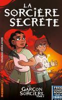 Fcbd2020 - La Sorcière Secrète