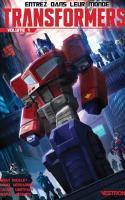 Transformers Volume 1 : The World In Your Eyes