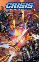 Crisis On Infinite Earths Tome 4