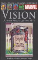 Tome 120: Vision : À Peine Mieux Qu'une Bête