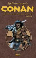 Les Chroniques De Conan : L'intÉgrale 1990 (i)
