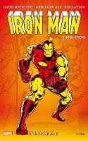 Iron Man : L'intÉgrale 1978-1979