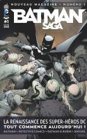 Batman Saga #1