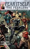 FEAR ITSELF : THE FEARLESS 3/6