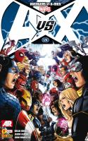 AVENGERS VS X-MEN 1 (COUV 1/2)