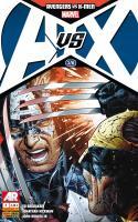 AVENGERS VS X-MEN 2 (COUV 1/2)