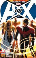 AVENGERS VS X-MEN 3 (COUV 1/2)