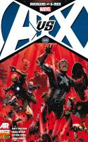 AVENGERS VS X-MEN 4 (COUV 1/2)