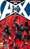 AVENGERS VS X-MEN 4 (COUV 1/2)