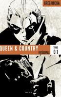 Queen & Country - Intégrale Tome 1