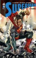 Superman à terre