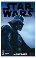 Star Wars Comics Magazine #1