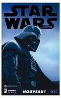 Star Wars Comics Magazine #1