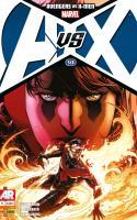 AVENGERS VS X-MEN 5 (COUV 1/2)