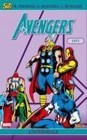 Avengers l'Intégrale 1971
