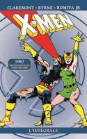 X-MEN : L'INTÉGRALE 1980 (réédition)