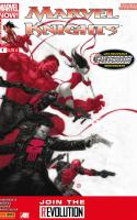 MARVEL KNIGHTS 9